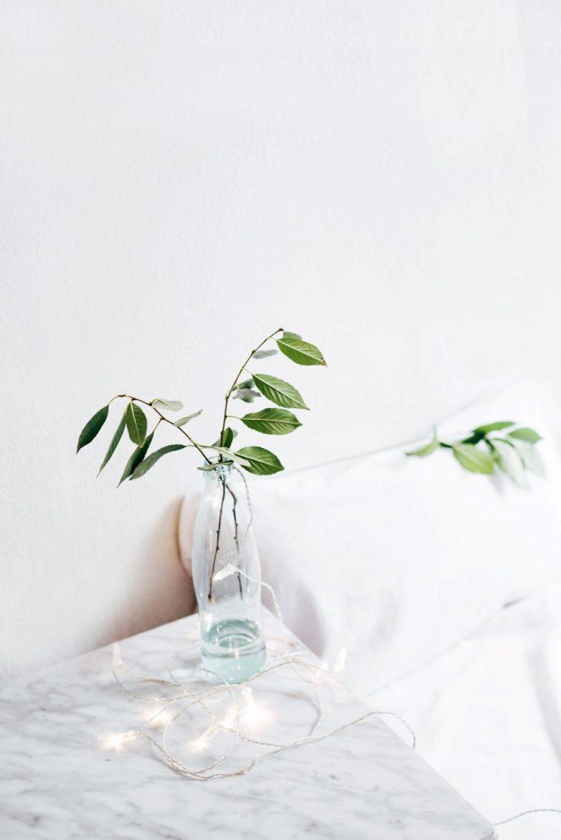 mabello mobiliario mármol planta